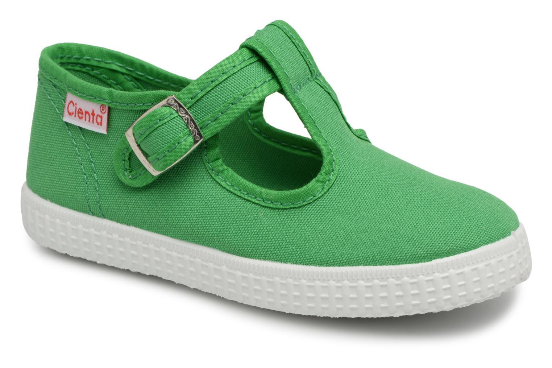 Sneakers Cienta Groen