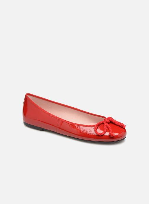 Pretty Ballerinas - Rosario Ipnotic - Ballerinas für Damen / rot