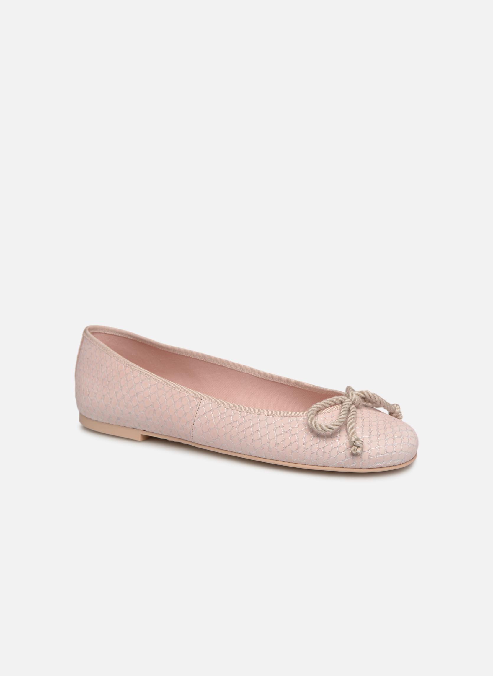 Ballerina's Pretty Ballerinas Beige