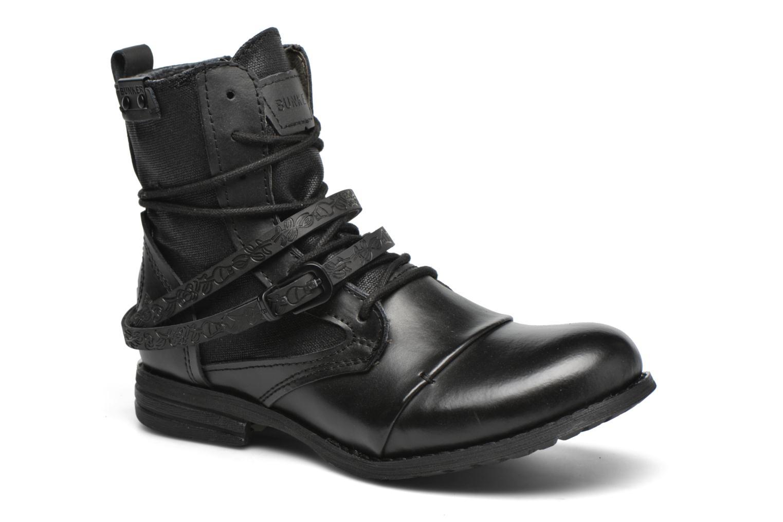 Boots en enkellaarsjes Bunker Zwart