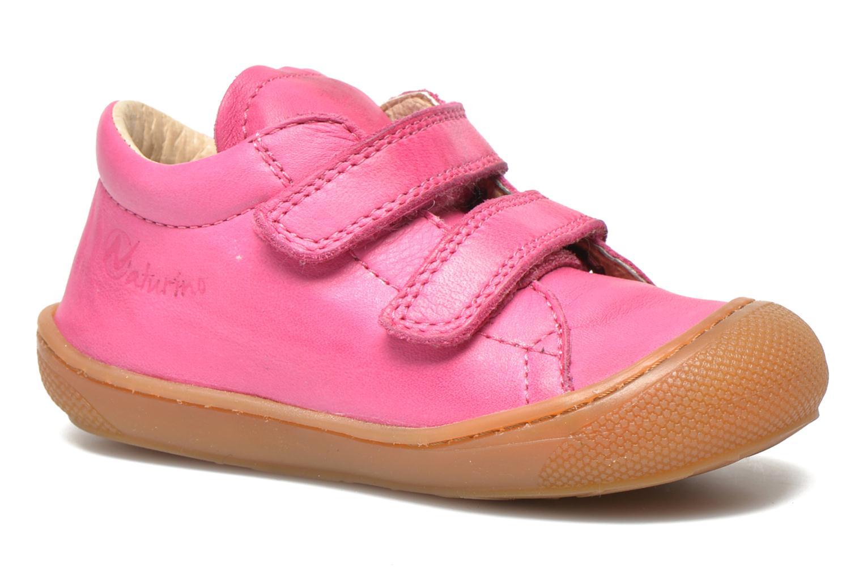 Schoenen met klitteband Naturino Roze