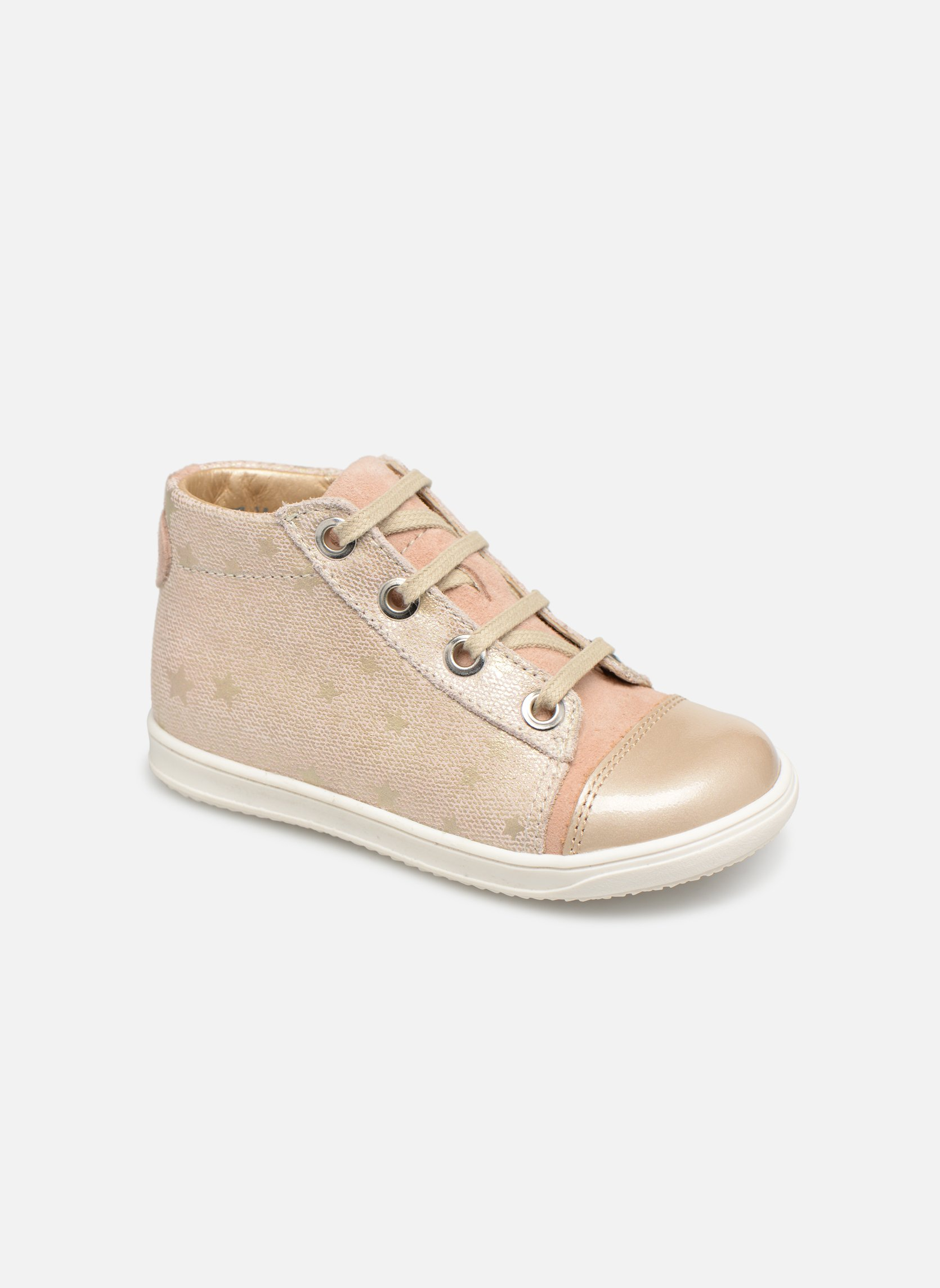 Boots en enkellaarsjes Little Mary Beige