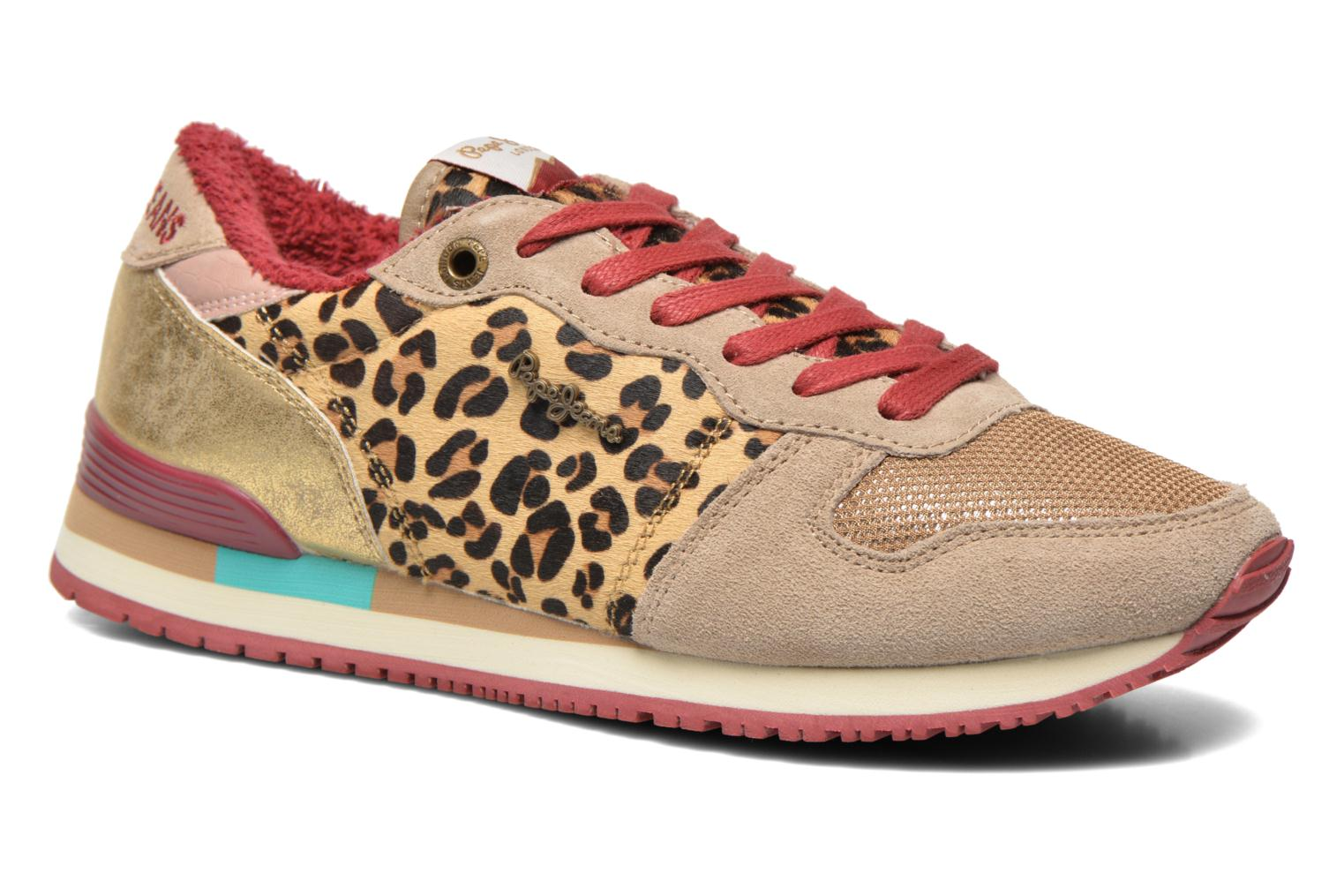 Sneakers Gable Animal by Pepe jeans