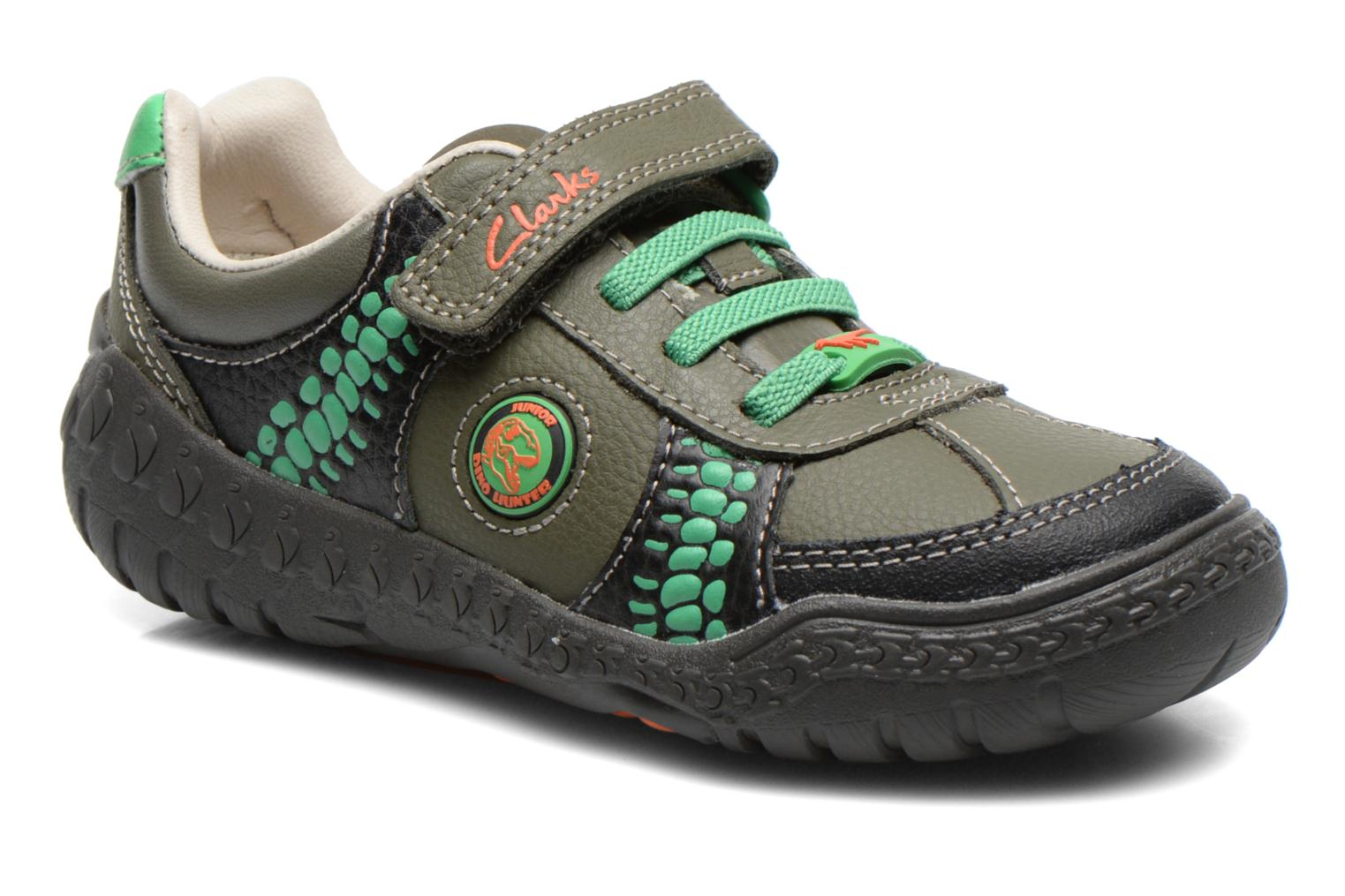 Sneakers Stomp Roll by Clarks