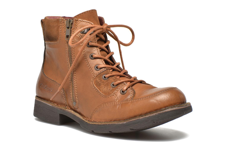 Boots en enkellaarsjes Banzo by Kickers