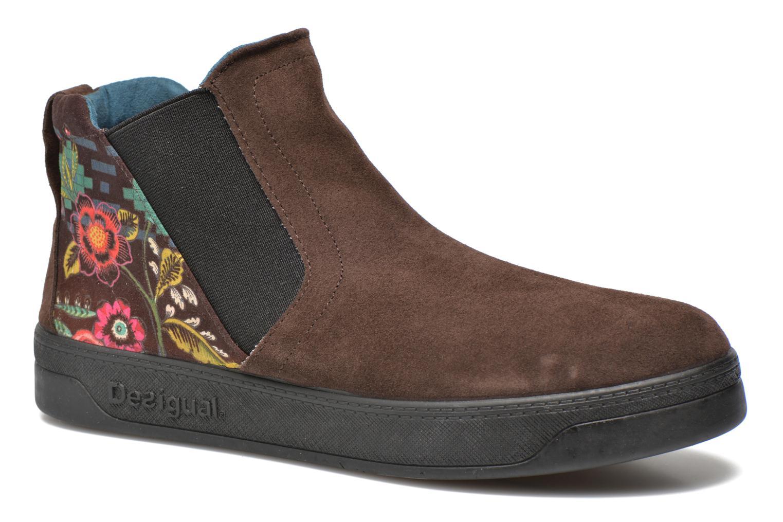 Boots en enkellaarsjes James by Desigual