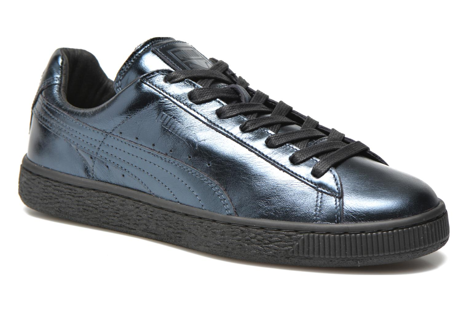 Basket Creepers Metallic