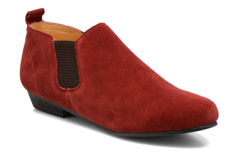 Boots en enkellaarsjes Buffalo Rood
