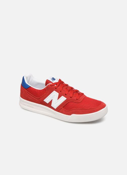 New Balance 300 herensneaker rood