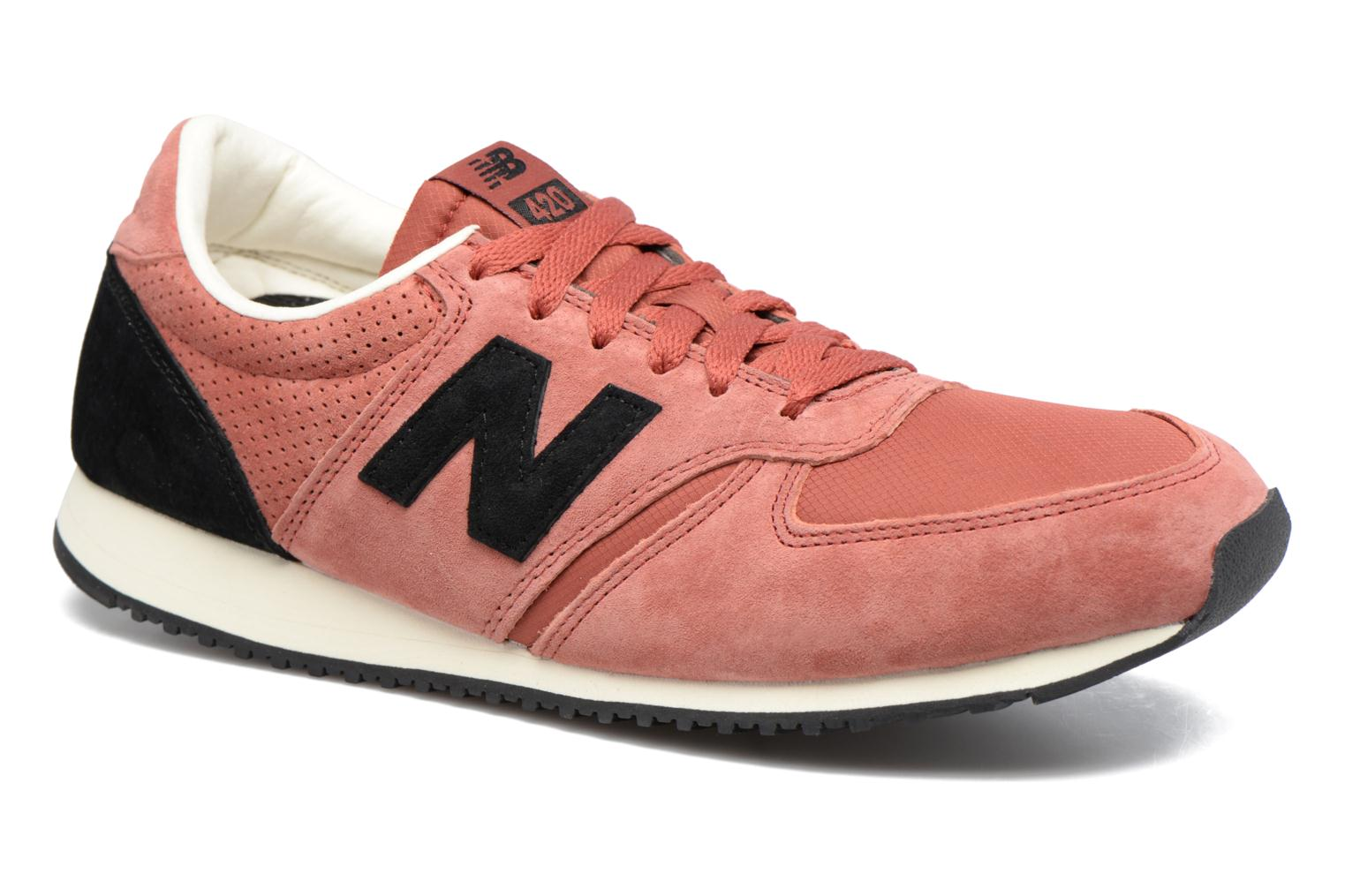 Sneakers New Balance Oranje