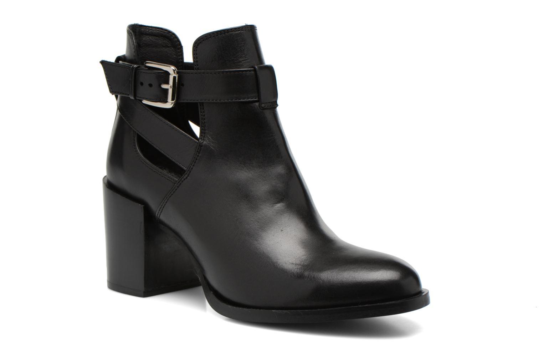 Boots en enkellaarsjes Minelli Zwart