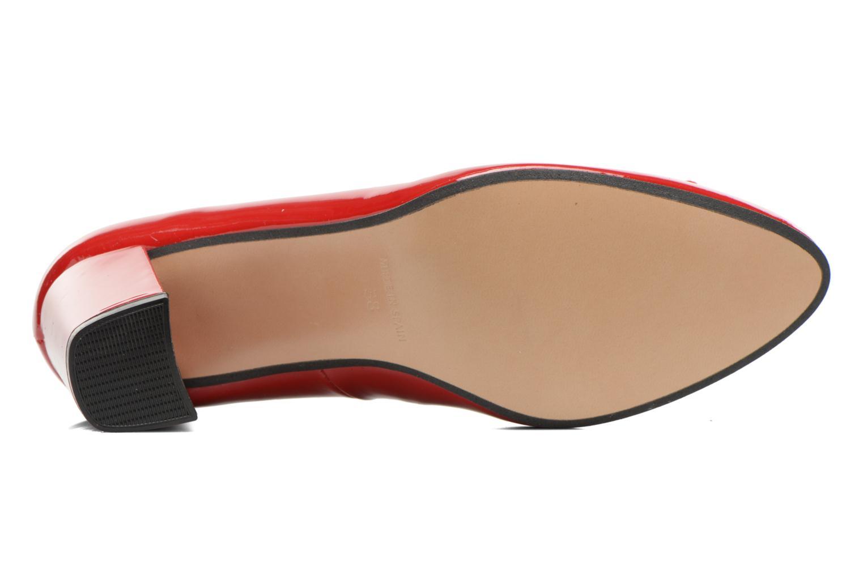 Mujer-Georgia-Rose-Sabib-Zapatos-De-Tacon-Rojo