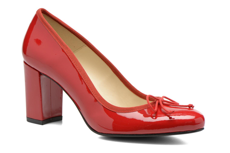 Sabib - Pumps für Damen / rot