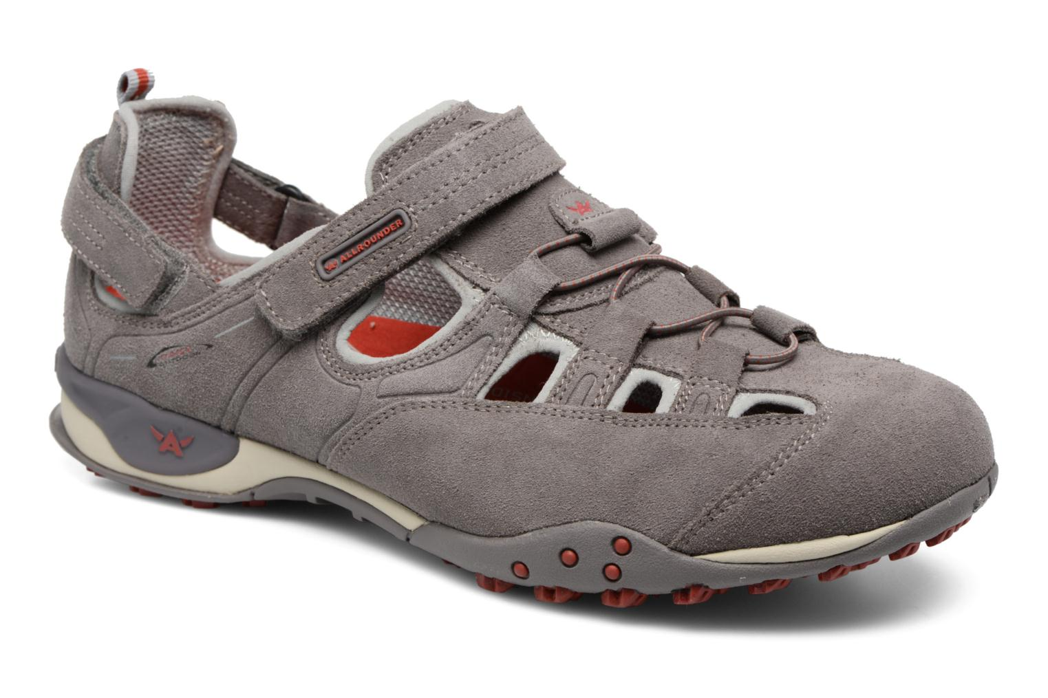 Sneakers Allrounder by Mephisto Grijs