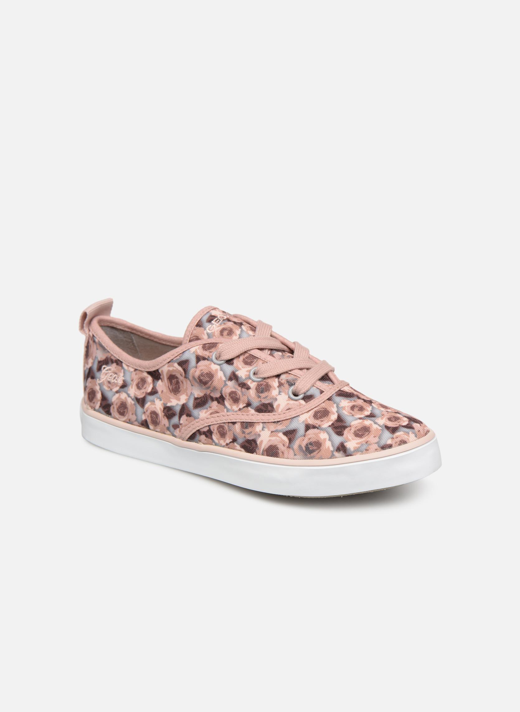 Sneakers Geox Roze