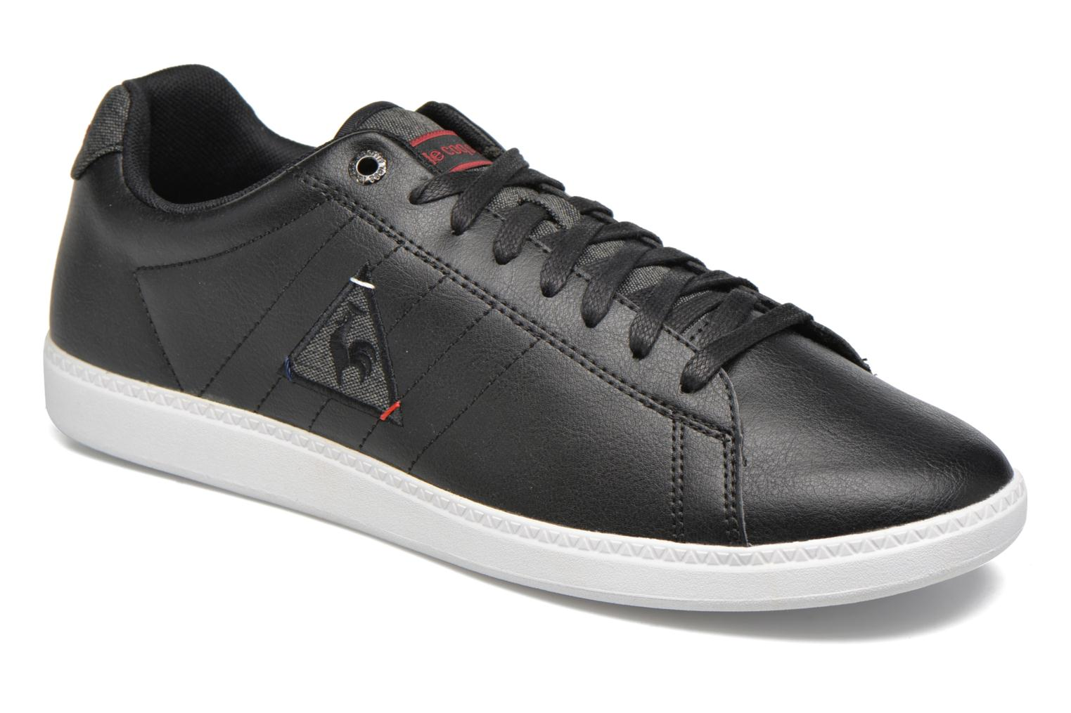 sneakers-courtcraft-s-lea-2-tones-by-le-coq-sportif