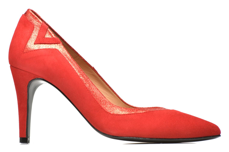 Glossy Cindy #6 - Pumps für Damen / rot