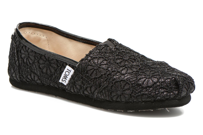 Sneakers TOMS Zwart