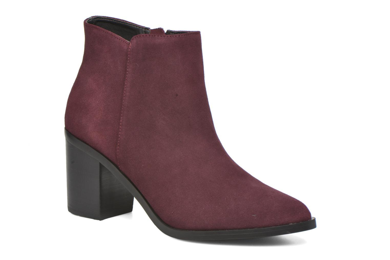 Boots en enkellaarsjes Buffalo Bordeaux