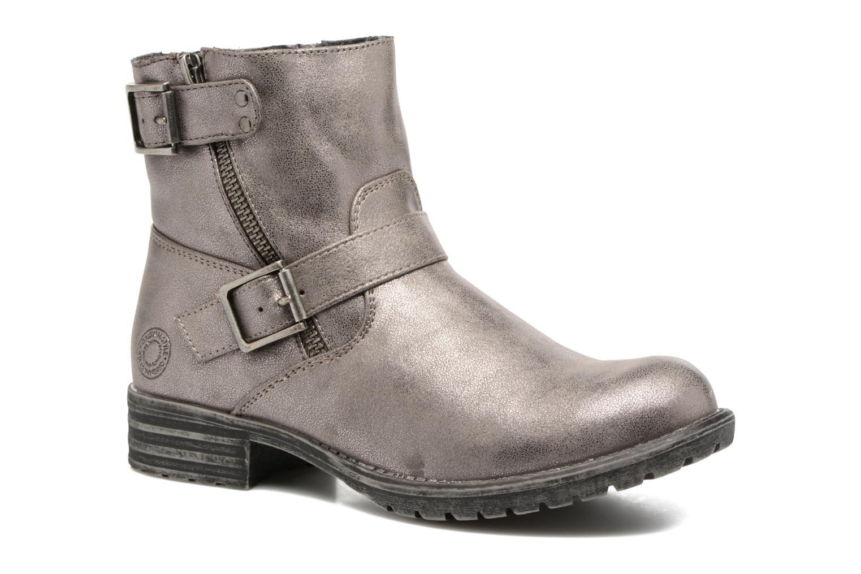 Boots en enkellaarsjes Bullboxer Zilver