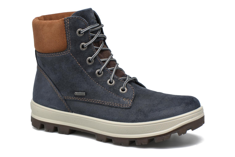 Boots en enkellaarsjes Superfit Blauw