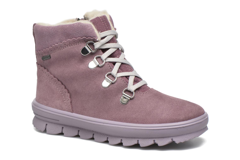 Boots en enkellaarsjes Superfit Roze