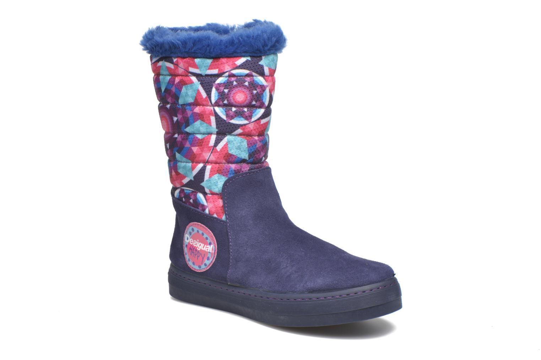 Boots en enkellaarsjes Desigual Paars