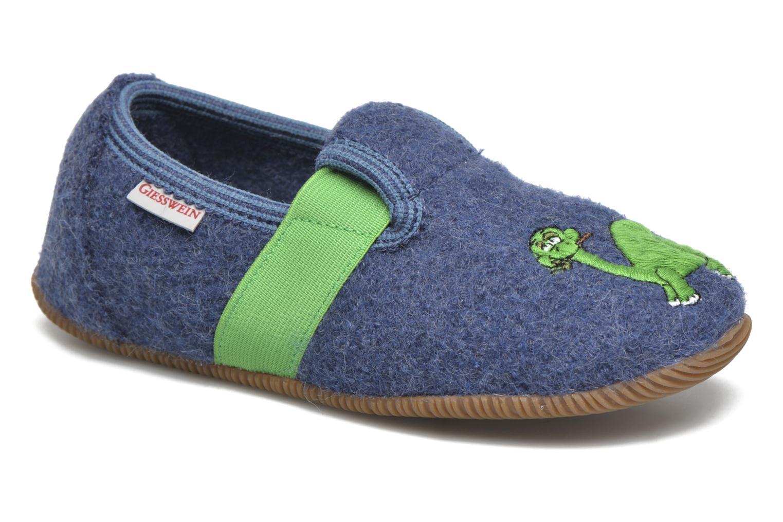Pantoffels Giesswein Blauw
