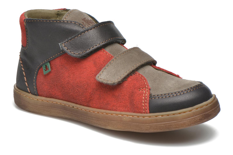 Sneakers El Naturalista Rood
