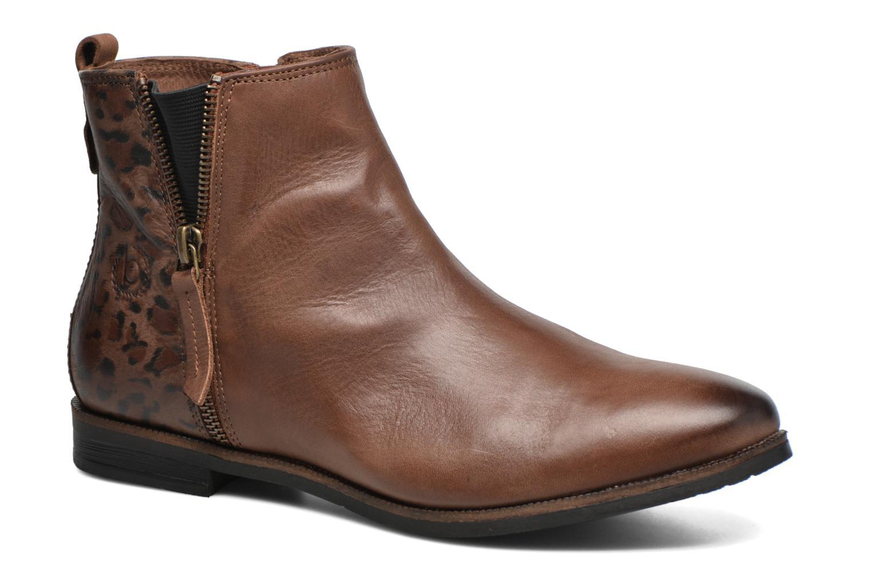 Boots en enkellaarsjes Bugatti Bruin