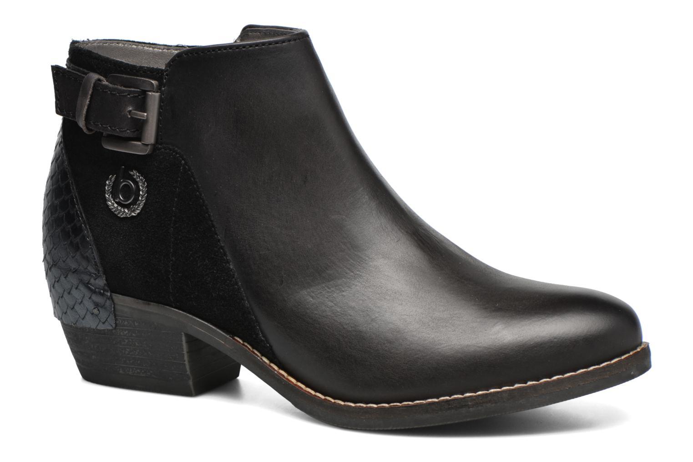 Boots en enkellaarsjes Bugatti Zwart