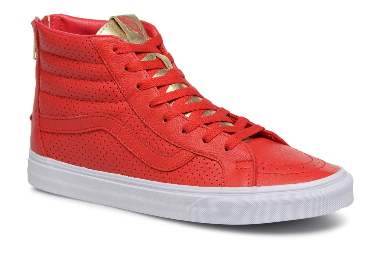 Sneakers Vans Rood