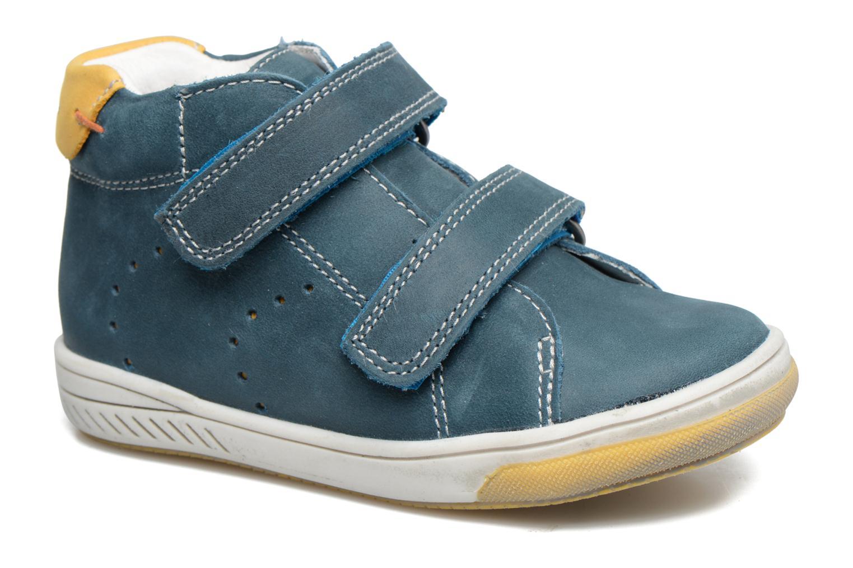 Schoenen met klitteband Babybotte Blauw