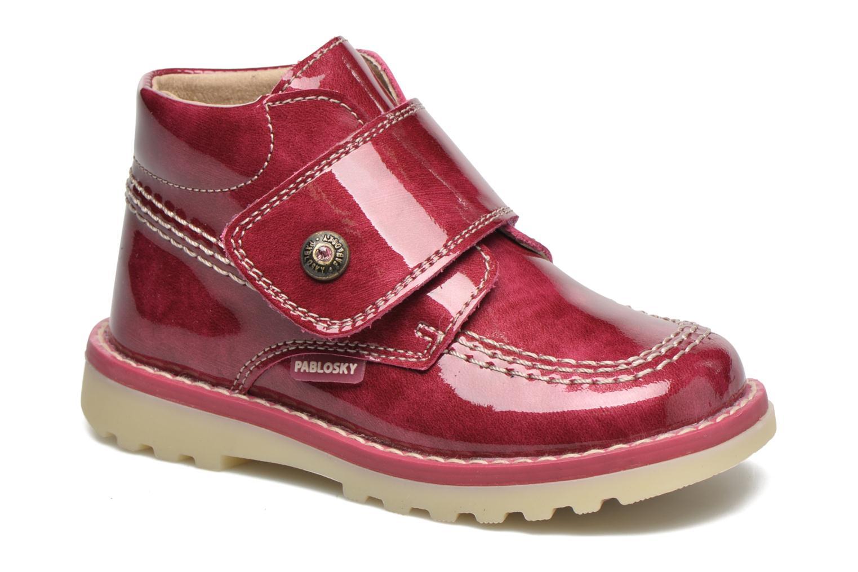 Boots en enkellaarsjes Pablosky Rood