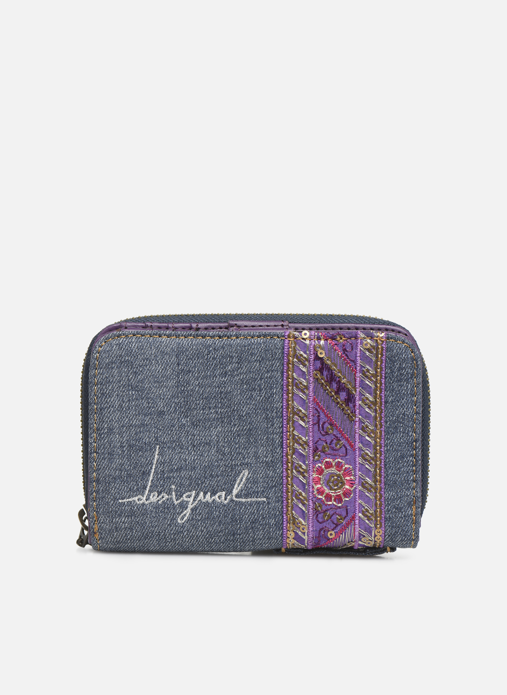 MAGNETIC ETHNIC DELUXE Portefeuille by Desigual - desigual - sarenza.it