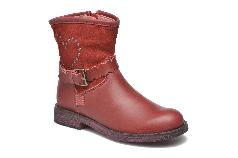 Boots en enkellaarsjes Agatha Ruiz de la Prada Rood