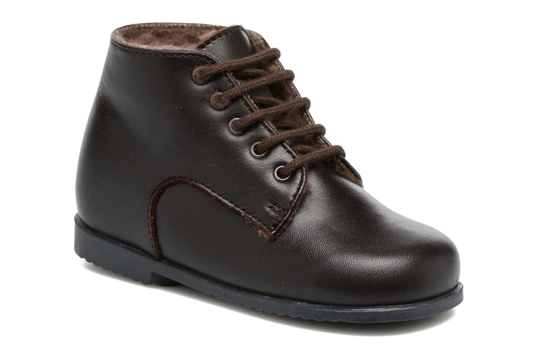 Boots en enkellaarsjes Little Mary Bruin