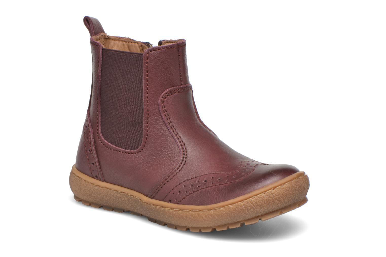 Boots en enkellaarsjes Bisgaard Bordeaux