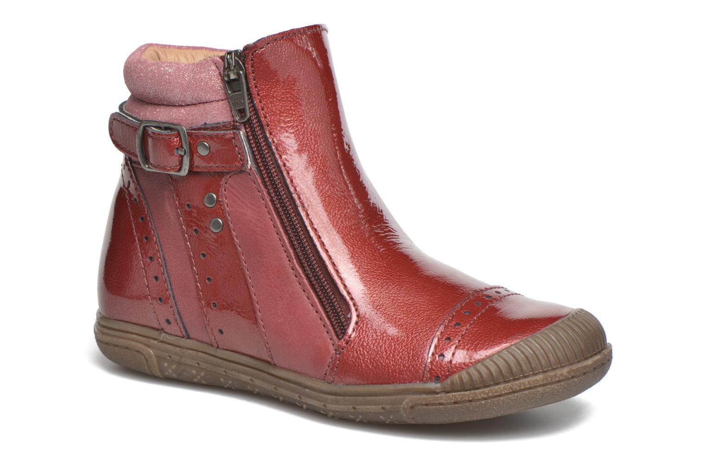 Boots en enkellaarsjes Noël Bordeaux