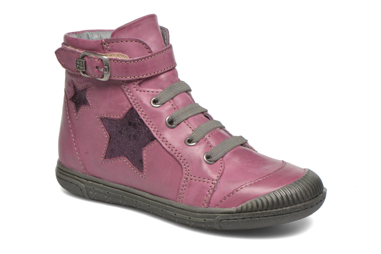 Boots en enkellaarsjes Noël Rood