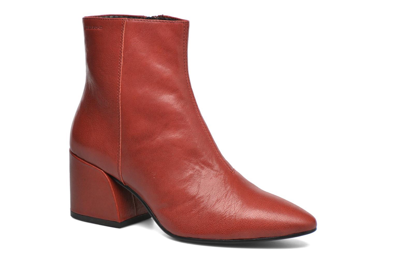Boots en enkellaarsjes Vagabond Rood