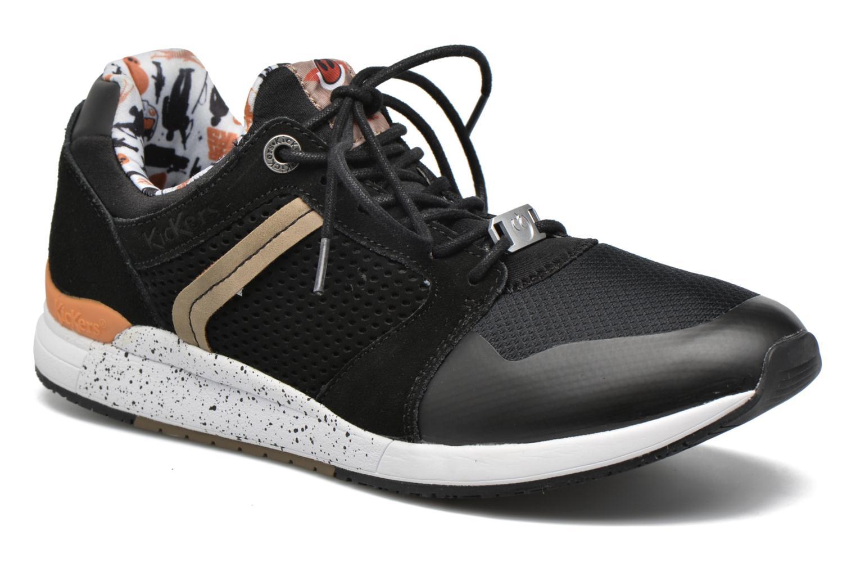 Sneakers Kickers Zwart