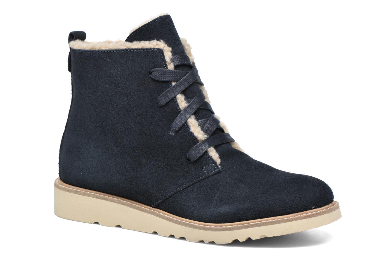 Boots en enkellaarsjes Esprit Blauw