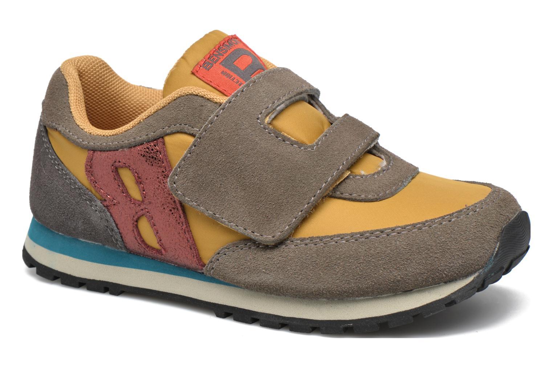 Sneakers Bensimon Geel