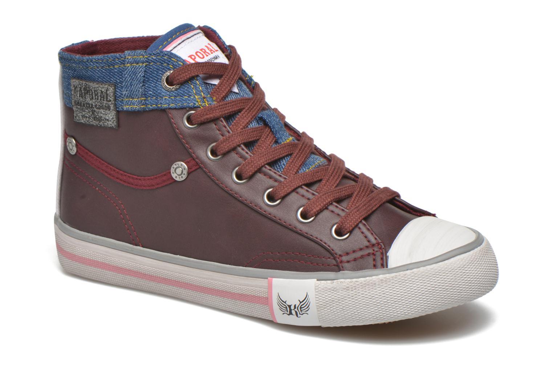 Sneakers Kaporal Bordeaux