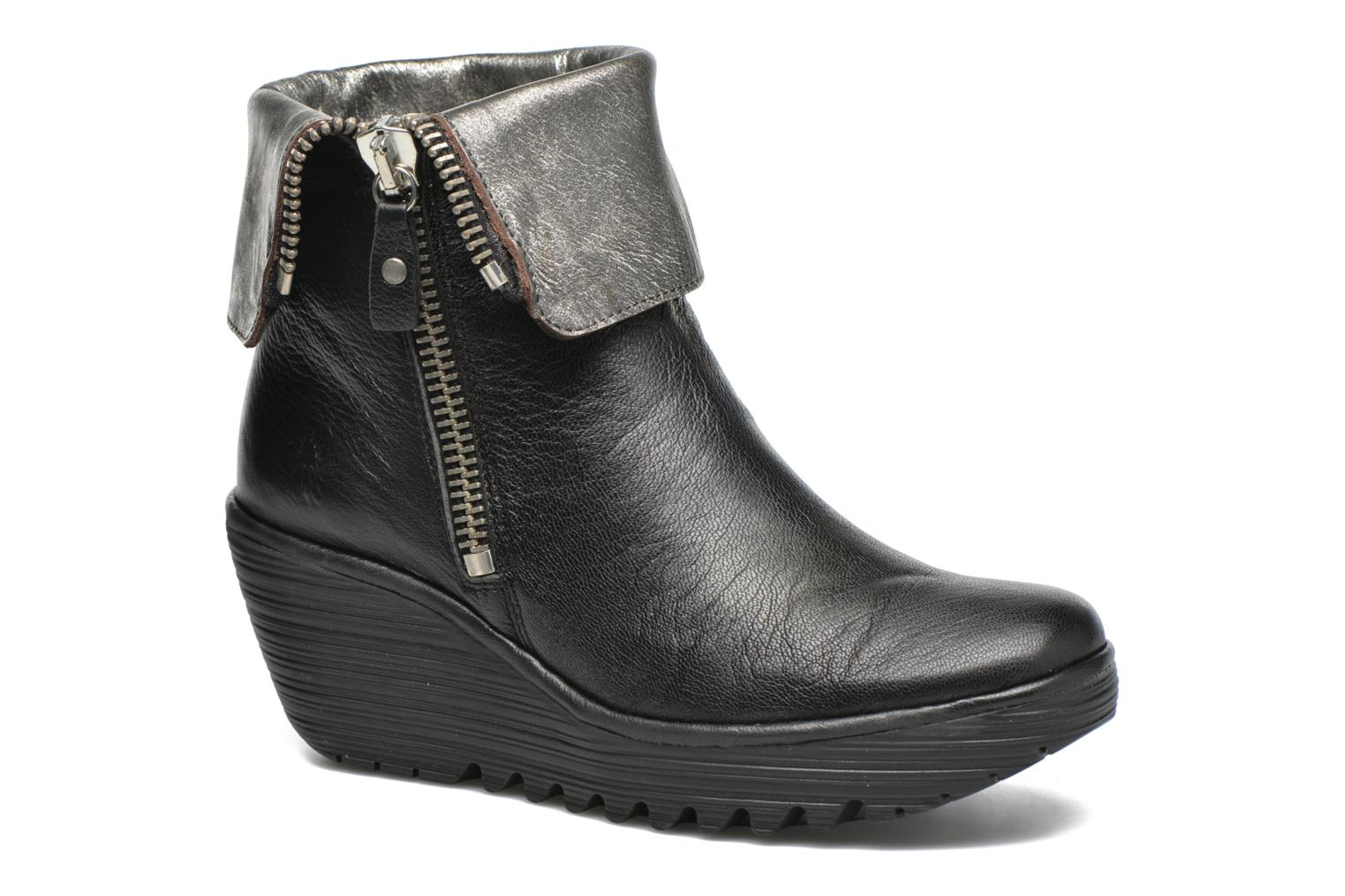 Boots en enkellaarsjes Yex by Fly London