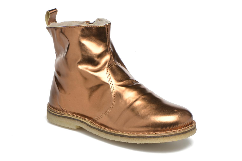 Boots en enkellaarsjes PèPè Goud en brons