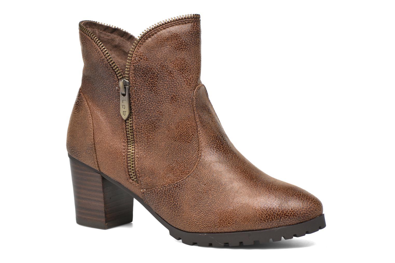 Boots en enkellaarsjes Les P'tites Bombes Bruin