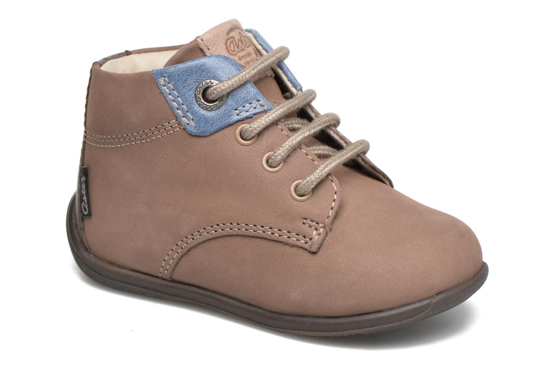 Boots en enkellaarsjes Aster Bruin