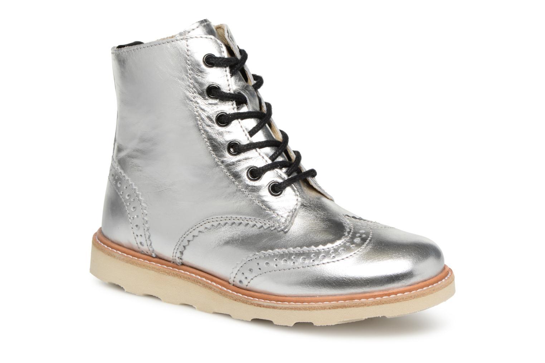 Boots en enkellaarsjes Young Soles Zilver